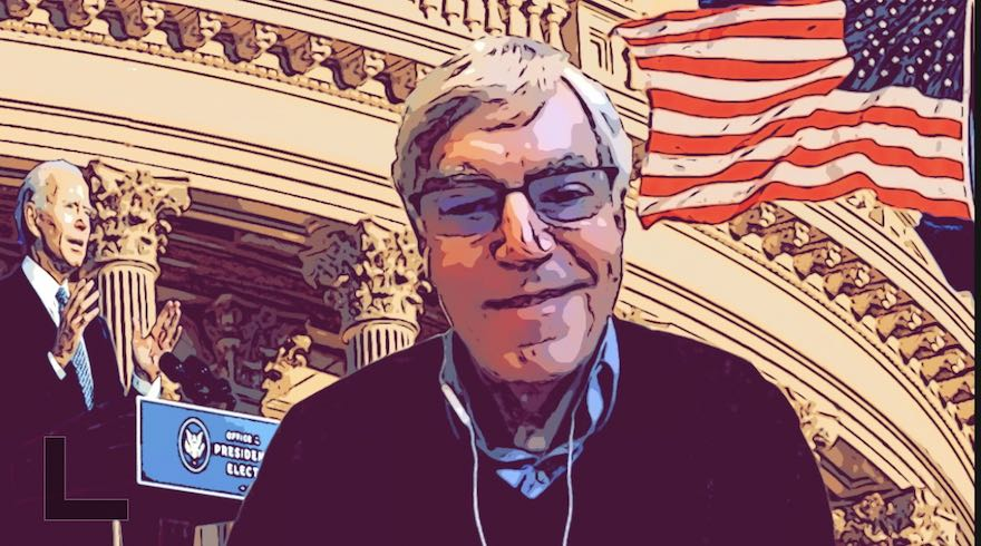 Dan Lashof   WRI Director on Biden's Climate Plan