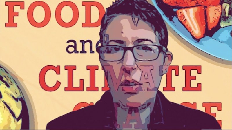 Sarah Bridle | Food and Climate Change with out the hot air book
