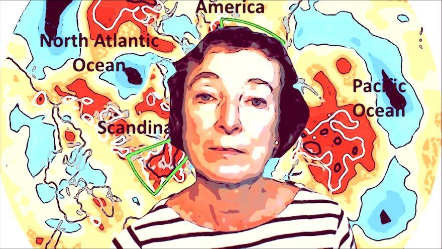 Professor Jennifer Francis   Abrupt Arctic Warming