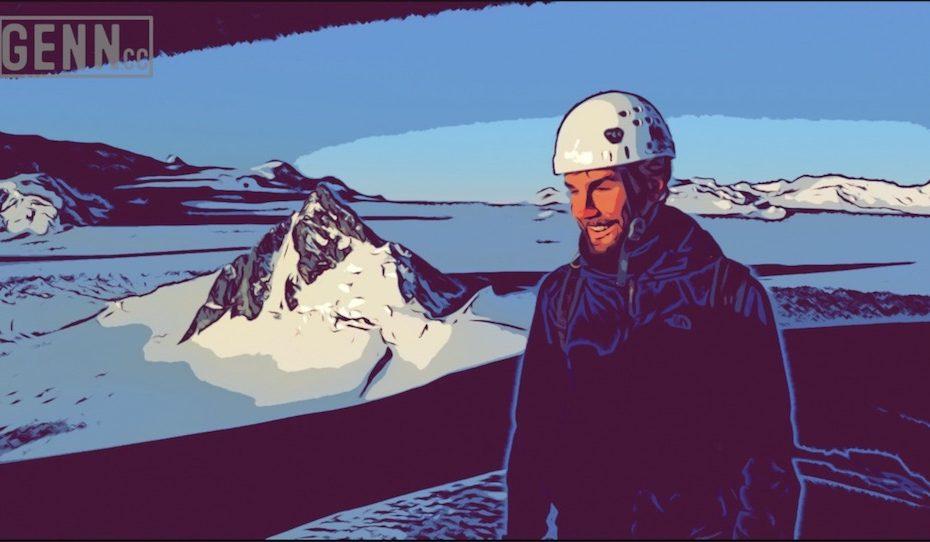 Tipping Points In Antarctica's Pine Island Glacier   Dr Sebastian Rosier