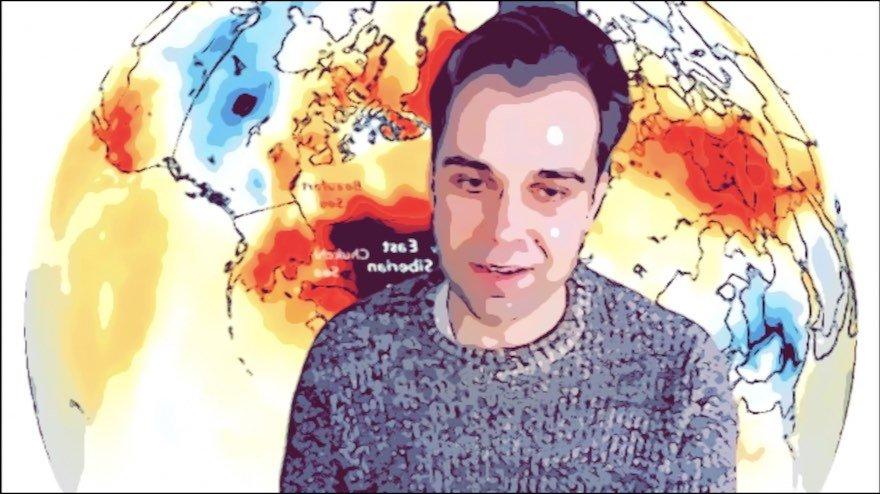 The Arctic Report Card | Zack Labe